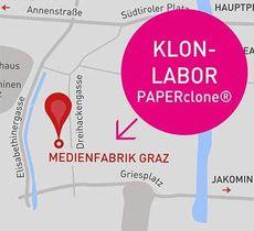 Map, Klonlabor, Medienfabrik Graz